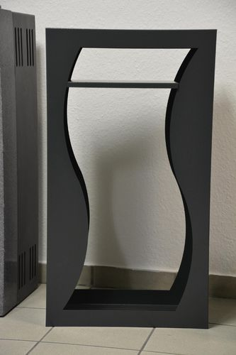 kaminholzregale innen aus metall regale f r jeden bedarf. Black Bedroom Furniture Sets. Home Design Ideas