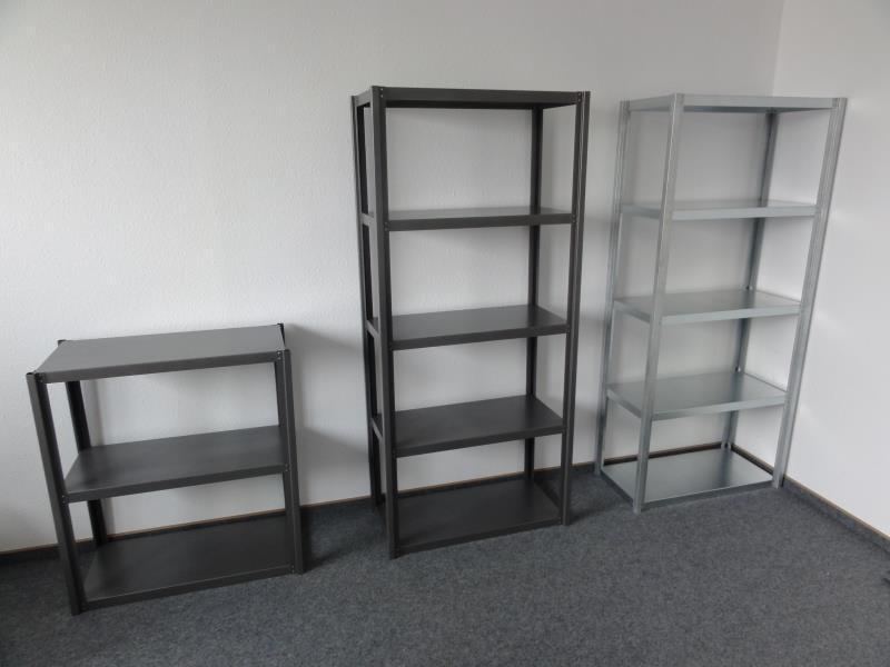 Regalsystem metall büro  Regale für jeden Bedarf - wir lagern alles einfach